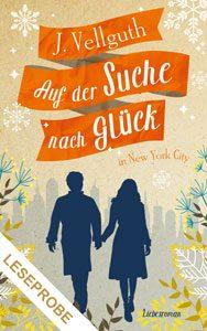 Leseprobe - Auf der Suche nach Glück in New York City