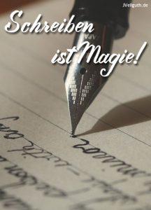 Schreiben ist Magie