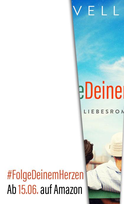 Cover-Release #FolgeDeinemHerzen