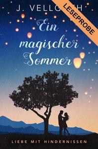 Leseprobe: Ein magischer Sommer - Liebe mit Hindernissen