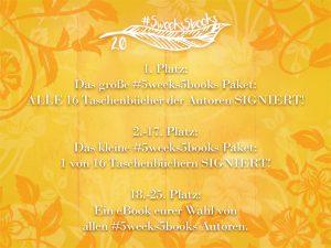 #5weeks5books