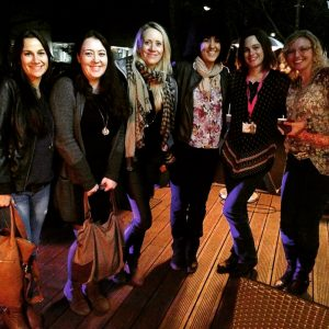 Michelle Schrenk, Rose Snow/Anna Pfeffer, Aurelia Velten, J. Vellguth, Emma Wagner