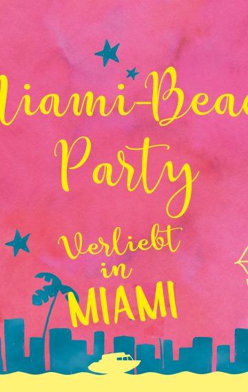 Miami-Beach-Party auf Facebook