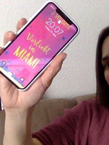 """Bildschirm-Hintergründe für """"Verliebt in Miami"""""""