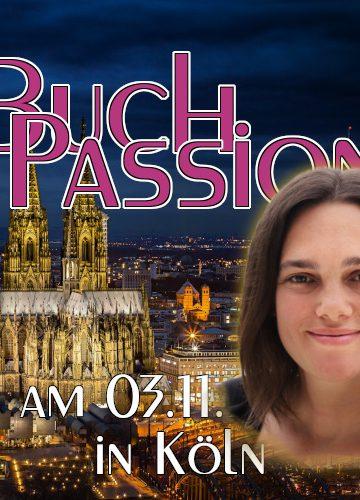 Buchpassion #1 in Köln
