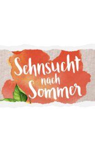 Cover-Enthüllung: Sehnsucht nach Sommer