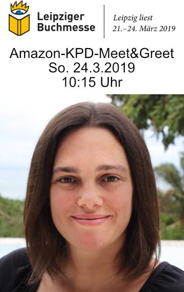 Leipziger Buchmesse: Amazon-KDP-Signierstunde