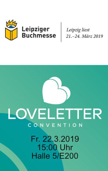 Leipziger Buchmesse: LLC-Signierstunde