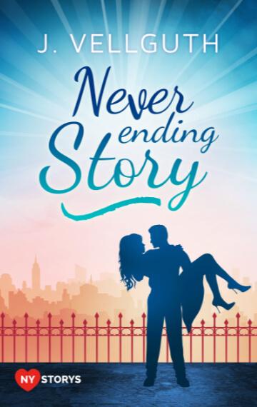 Never ending story – Cover-Reveal!